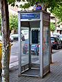 Cabina telefónica - Aranda de Duero 2009.jpg