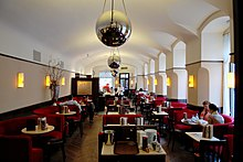 Cafe In Der N Ef Bf Bdhe Neckarstrasse Stuttgart