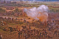 Caisson Exploding -- Gettysburg Cyclorama 2012.jpg