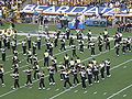 Cal Band performing at halftime at ASU at Cal 10-4-08 2.JPG