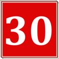 Calendar Icon 30 RW.png