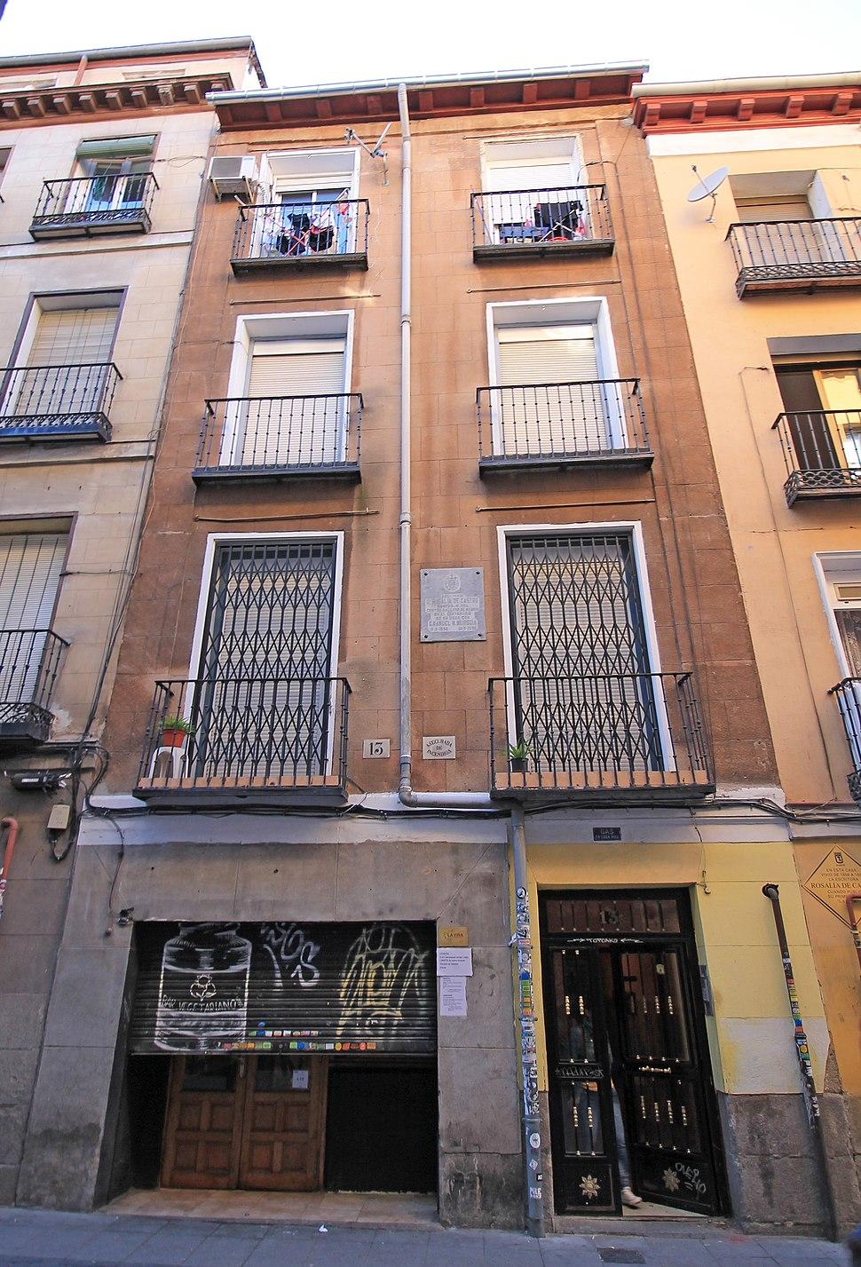Calle Ballesta nº 13 (Madrid) 02