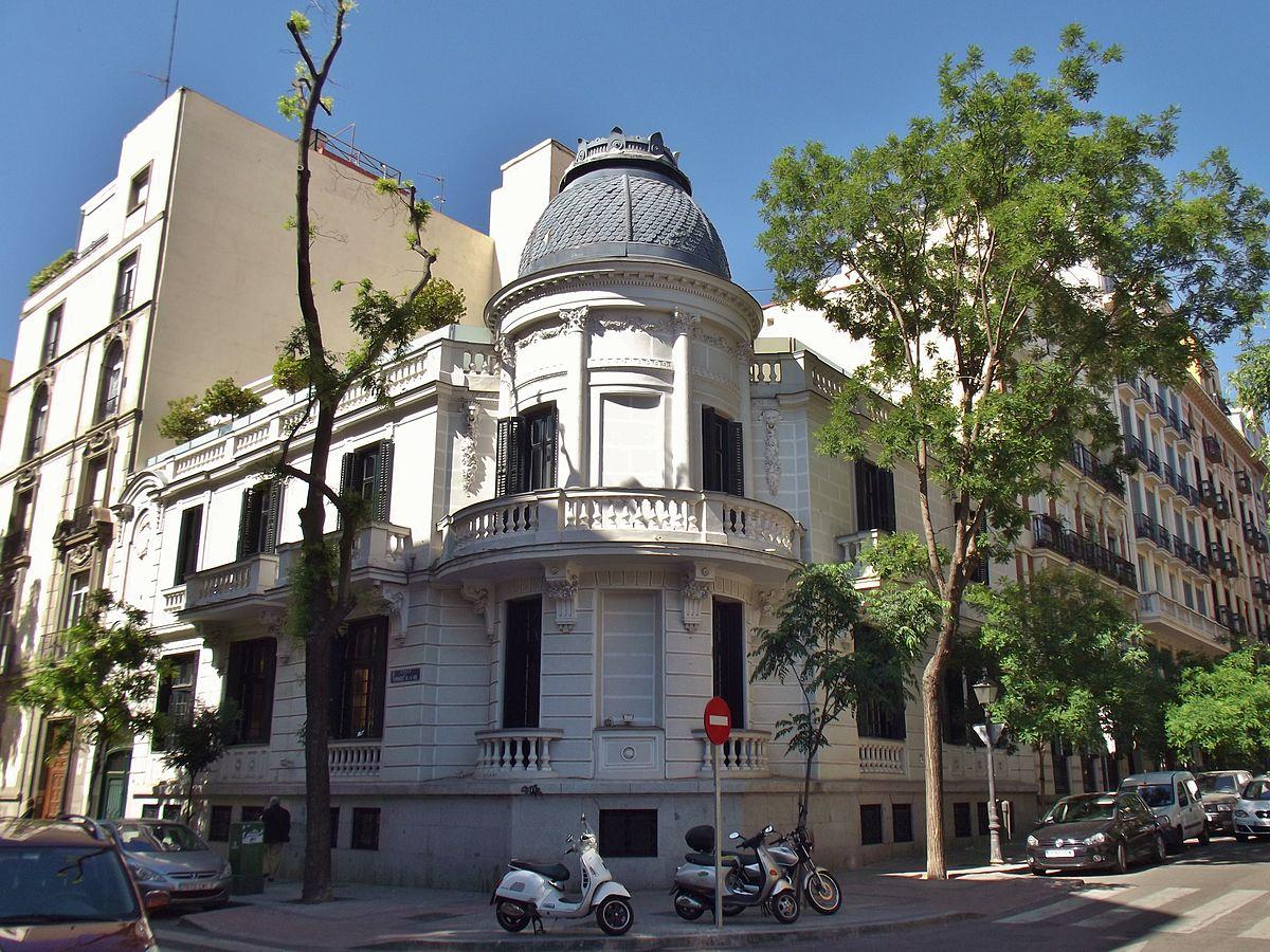 Almagro madrid wikipedia la enciclopedia libre for Calle prado 8 madrid