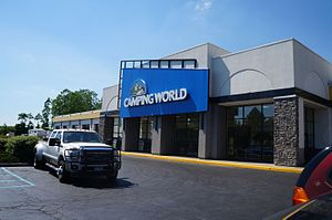 Camping World - Camping World in Belleville, Michigan