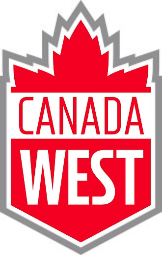 Canada West Universities Athletic Association - Image: Canada West Logo