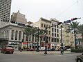 Canal St NOLA CBD Sept 2009 Royal to Dalton.JPG