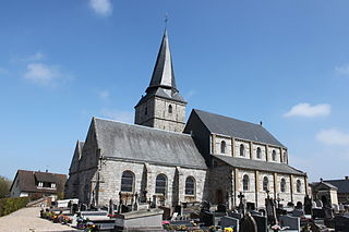 Angiens Commune in Normandy, France