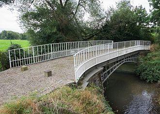 Cound - Cantlop Bridge in 2016