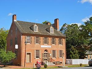 Odessa, Delaware - Cantwells Tavern