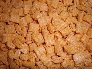 Cap'n Crunch regular flavor cereal