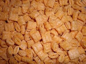 Cap'n Crunch - Cap'n Crunch cereal (original flavor)