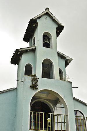 Siachoque - Image: Capilla Doctrinera Siachoque