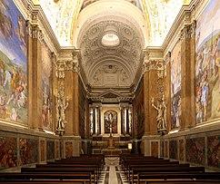 Capilla Paulina, Vaticano (1534-1540)