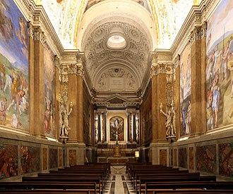Cappella Paolina - Image: Cappella paolina, 02,0