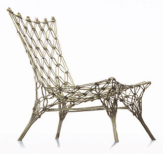 Marcel Wanders - Knotted Chair, Droog, 1995.