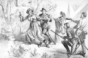 Capture of Jefferson Davis New York Daily News May 15 1865