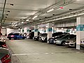 Car park, Arkadia Center, Warsaw, Poland, 04.jpg