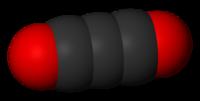 Romfyllingsmodell av karbon suboksid