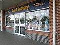Card Factory fronting onto Waitrose Car Park - geograph.org.uk - 1365614.jpg
