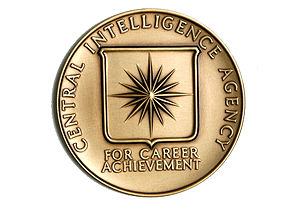 Career Intelligence Medal - Image: Career Intelligence Medal of the CIA