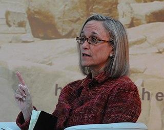 Carla Robbins American journalist