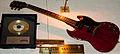 Carlos Santana's Gibson SG Special, Hard Rock Cafe Cairo.jpg