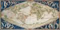 Carte cosmographique ou Universelle description du monde, Jean Cossin, Dieppe, 1570.png