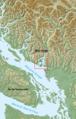 Carte localisation de la baie Howe.png