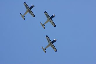 Socata TB 30 Epsilon - Cartouche Doré (secondary AA aerobatic team)