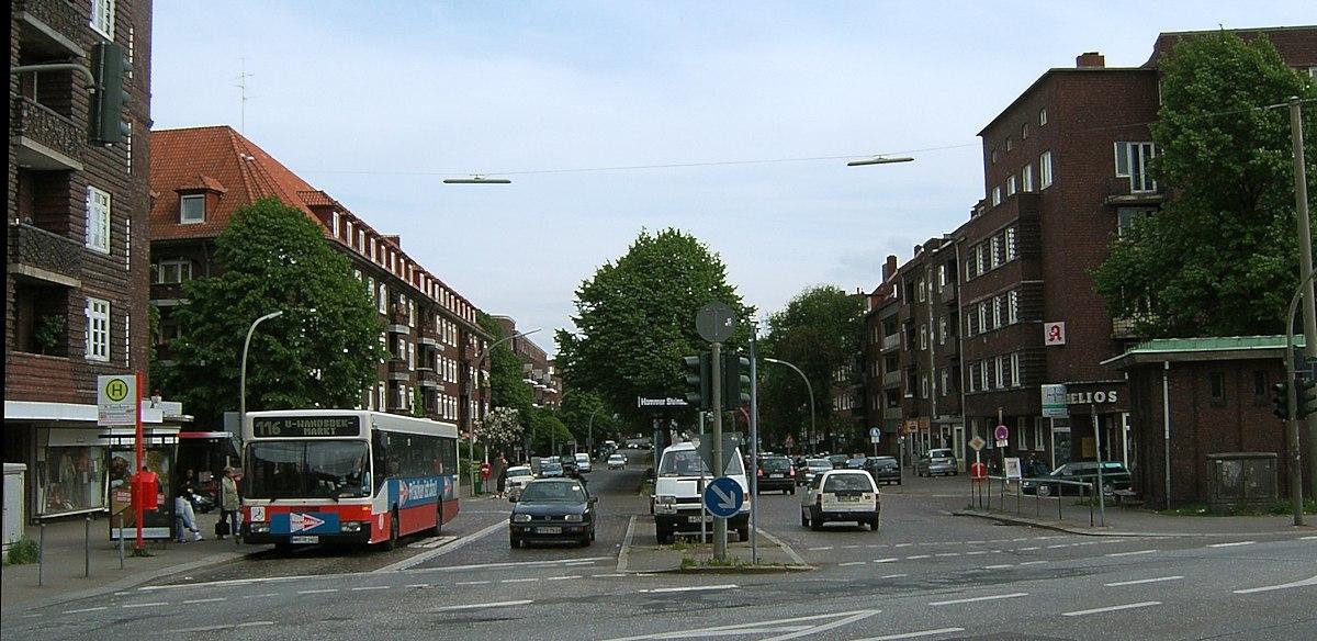Hamburg Hamm Nord