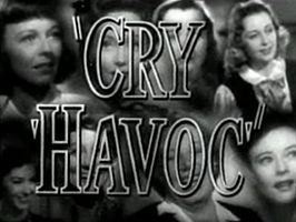 Cast and title from Cry Havoc trailer.jpg