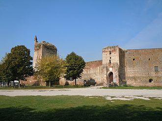 Castel d'Ario - Castle of Castel d'Ario