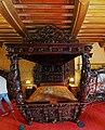 Castle De Haar (1892-1913) - Guest Room - Eclectic style 07 - Bed.jpg