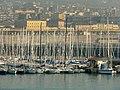 Catania - Un boschetto di alberi al porto - panoramio.jpg