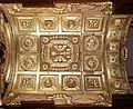Cathédrale de Cavaillon plafond en bois doré de la chapelle César de Bus dans la cathédrale de Cavaillon.jpg