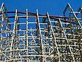 Cedar Point Mean Streak RMC refurbishment (1982).jpg