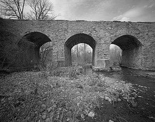 Centennial Bridge (Center Valley, Pennsylvania) bridge in United States of America