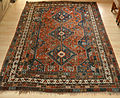 Central Anatolian Large Tribal Rug. CL Lane Collection.jpg