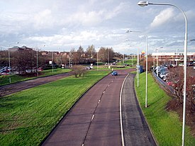 Central Way, Craigavon - geograph.org.uk - 681705.jpg