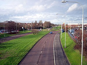 Craigavon - Central Way