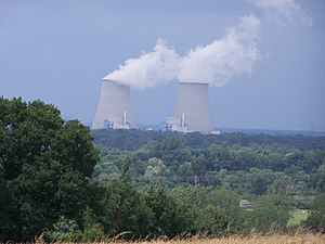 Belleville-sur-Loire - Nuclear power station