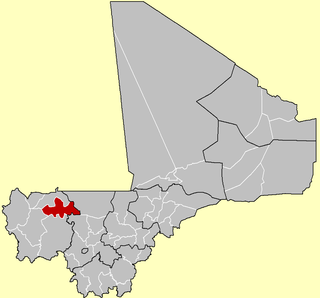 Diéma Cercle Cercle in Kayes Region, Mali