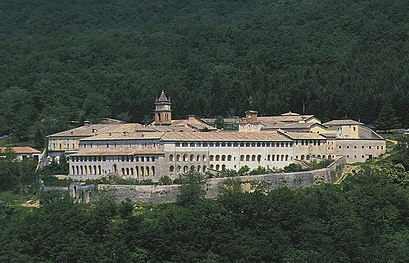 How to get to Certosa Di Trisulti with public transit - About the place