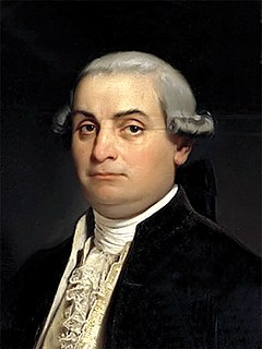 Cesare Beccaria jurist, philosopher and politician from Italy