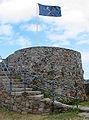 Châté Lîzabé Fort Charles couleu d'Saint Hélyi b.jpg