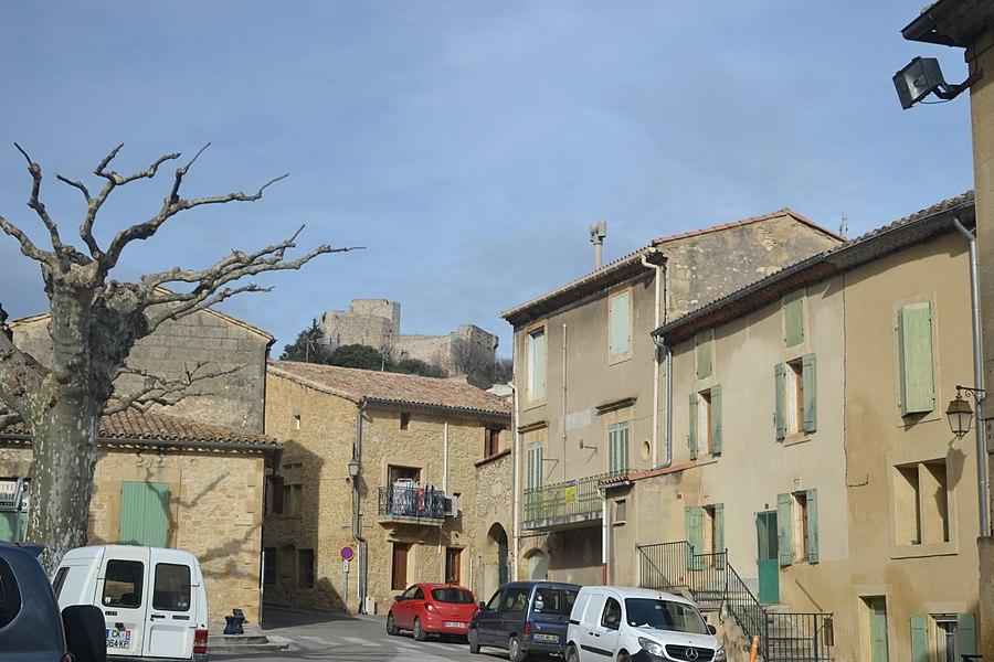 Château de Lédenon
