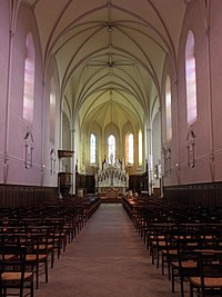 Châteaugiron (35) Église Sainte-Marie-Madeleine 04.jpg