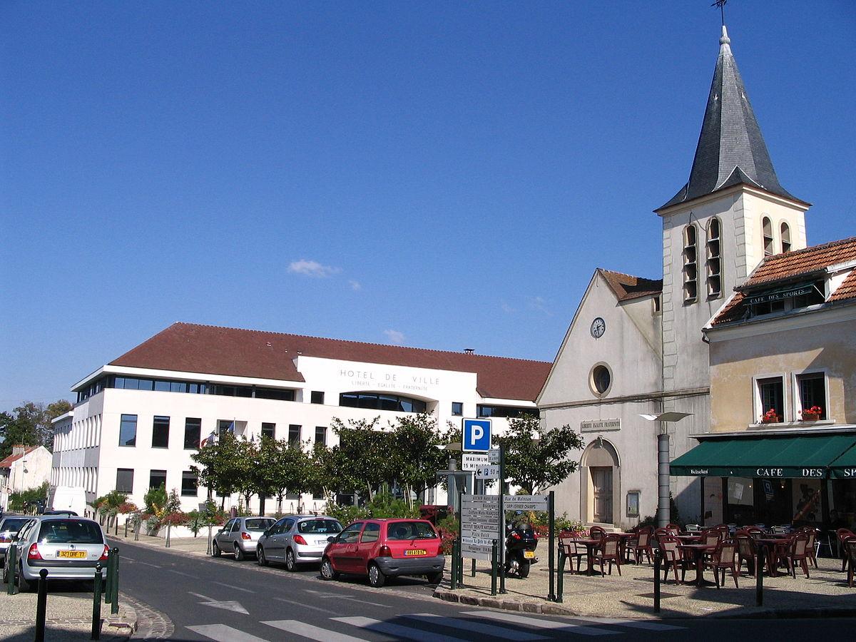 Menuiserie Lagny Sur Marne champs-sur-marne — wikipédia