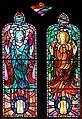 Chapel of St. John the Baptist, Rossall School, Fleetwood - Window - geograph.org.uk - 382446.jpg