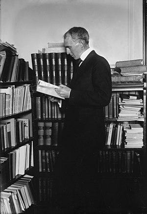 Charles A. Beard - Beard in 1917